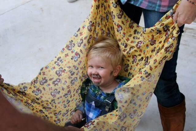 Incentivar Crianças a Brincar com Outras Crianças