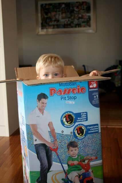 Incentivo Para Crianças Brincarem