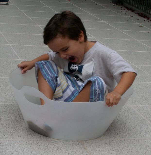 Sistemas Vestibular e Proprioceptivo Infantil