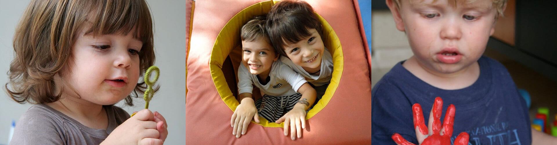 Integrasense Terapia Ocupacional Infantil